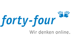 MCRM-Mitglied: forty-four Multimedia GmbH